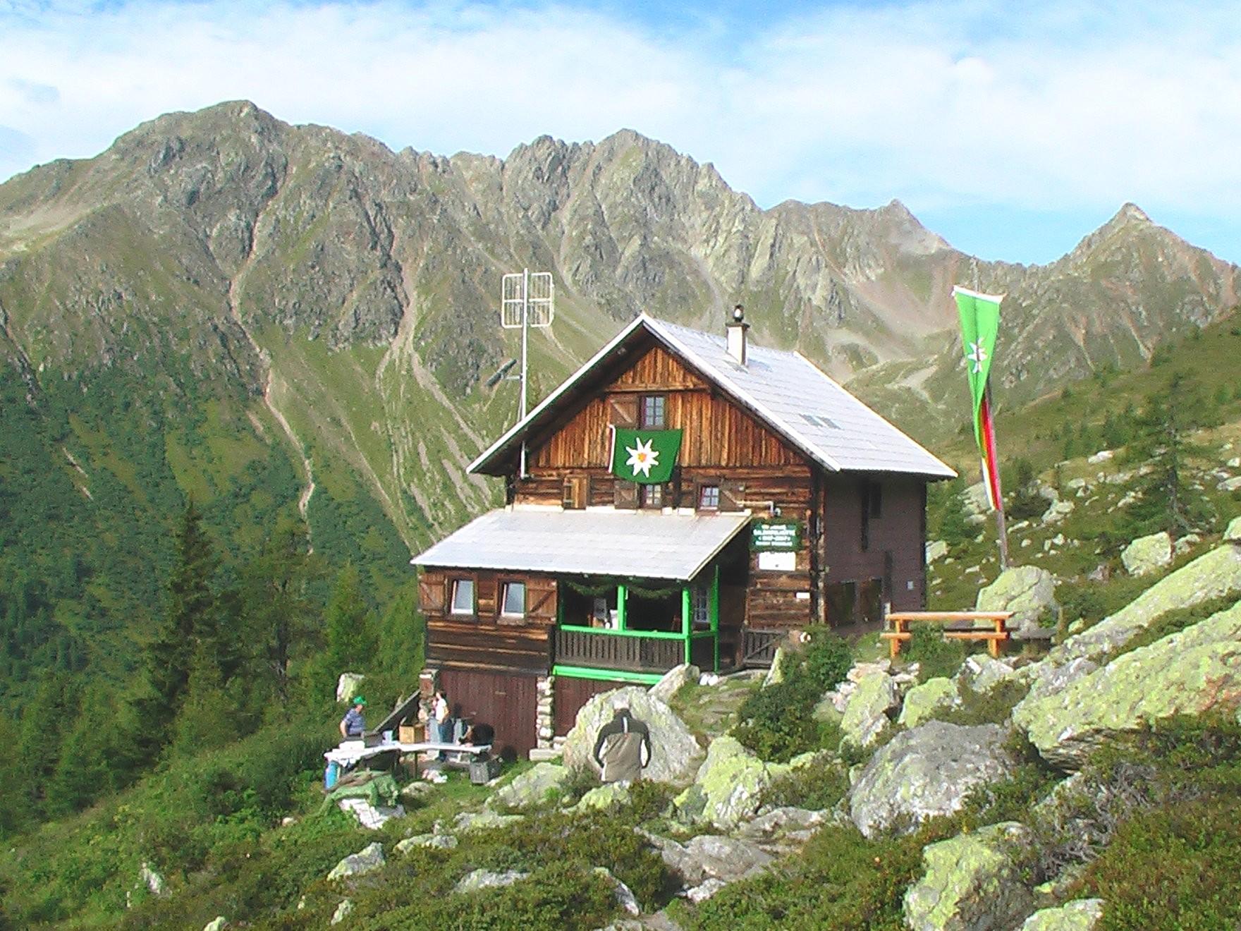 Salzkofelhütte
