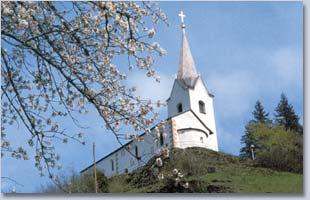 Kirche St. Georg am Danielsberg