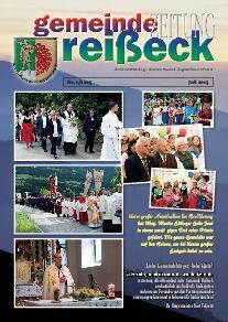 Gemeindezeitung Reißeck Nr. 1/2015