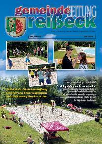 Gemeindezeitung Reißeck Nr. 1/2016