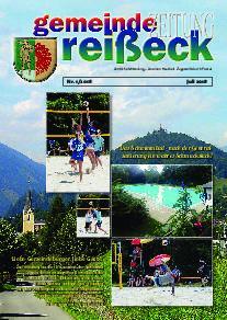 Gemeindezeitung Reißeck Nr. 1/2018