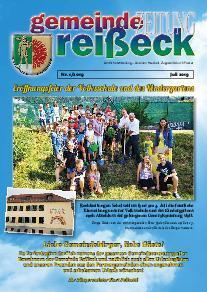 Gemeindezeitung Reißeck Nr. 1/2019